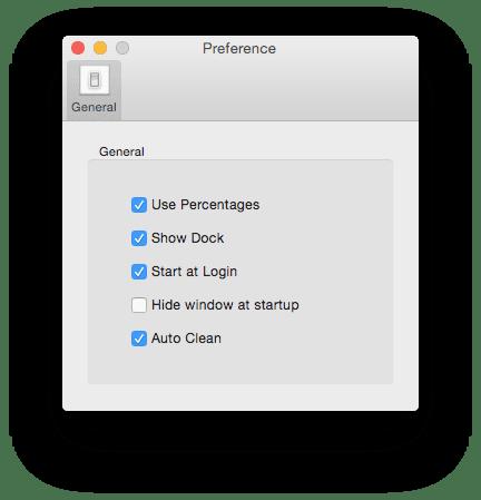 MacBook memoire purge automatique