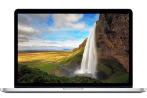 MacBook Pro Retina resolution ecran changer vite