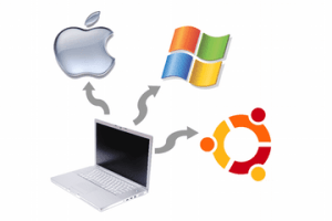 macbook triple boot tuto