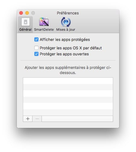 Supprimer les apps par defaut sur Mac OS Sierra