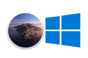 Dual boot macOS Catalina Windows 10 Boot Camp