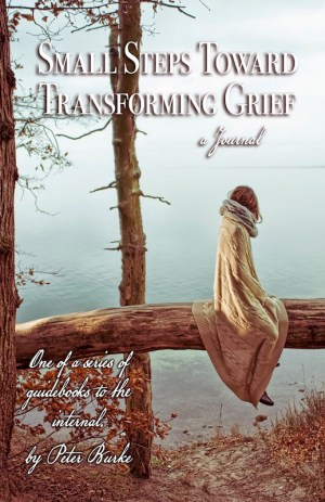 Journals for Seekers Transforming Grief book cover