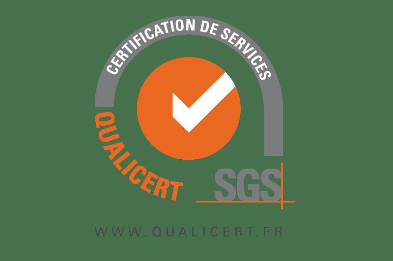 MACC1 certifié SGS Qualicert - Formations Sécurité Privée - Santé et Sécurité au travail
