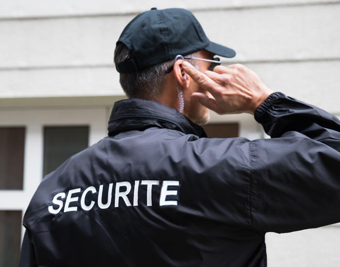 les métiers de la sécurité privée - APS