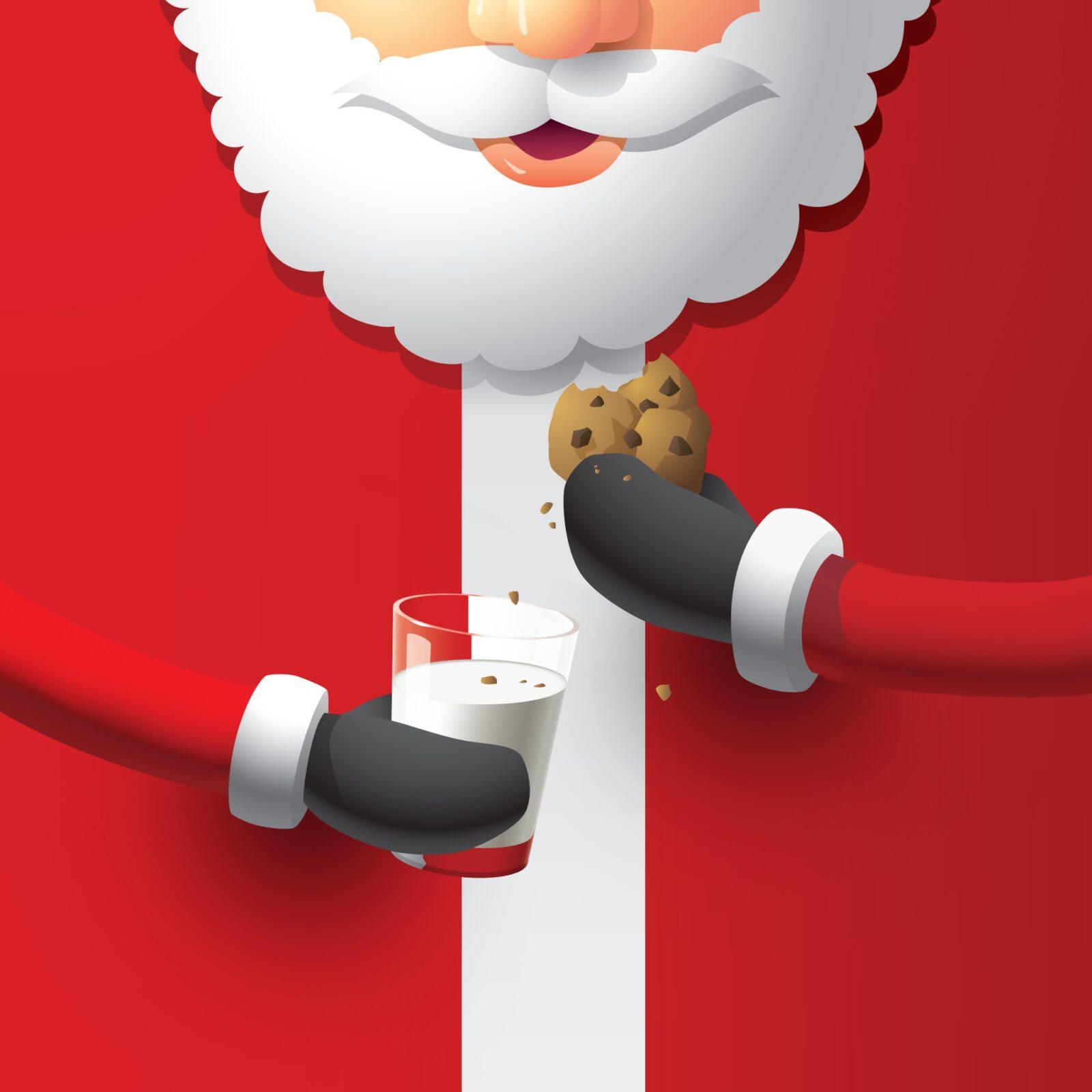Sfondi Natalizi Apple.Sfondi Buon Natale Ipad 3 4 Retina Display Wallpapers Capodanno 2012
