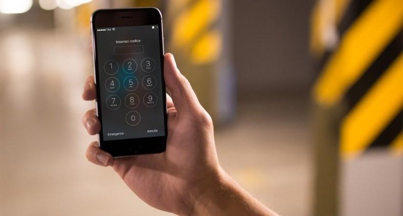 Codice Sicurezza iPhone