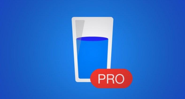 Promemoria per bere acqua PRO