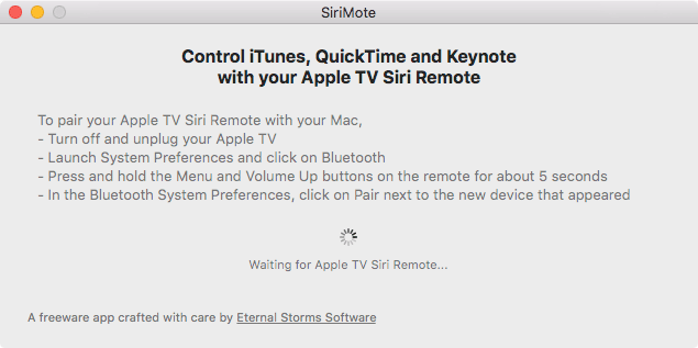 SiriMote-Looking-for-Siri-Remote