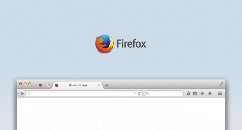 Firefox browser - Modifica tab siti principali