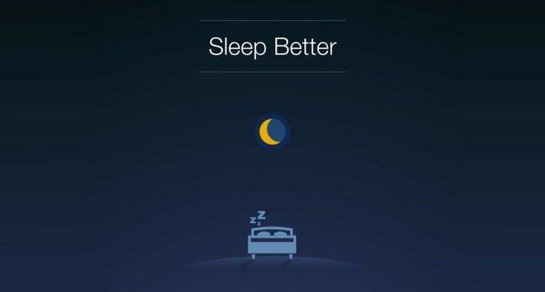 Sleep Better - L'app per dormire meglio e combattere l'insonnia