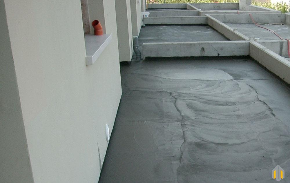 Impermeabilizzazione terrazzi balconi e poggioli