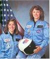 Challenger Teacher in Space