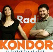 Kondor - Radio 2 - Cinzia Spanò e Gianluca Neri