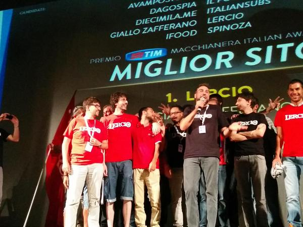 #MIA15 - Macchianera Italian Awards 2015 /3: I vincitori