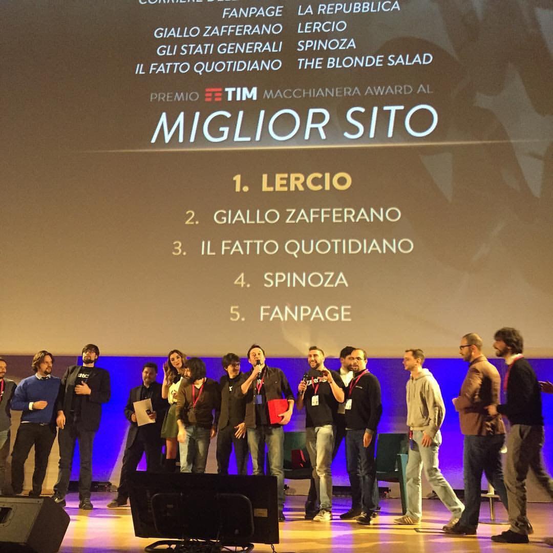 Macchianera Internet Awards 2016 (#MIA16) – I vincitori /3