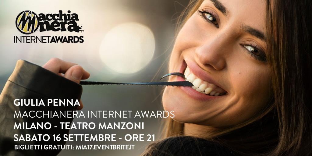 Giulia Penna ai #mia17, ancora pochi posti disponibili!
