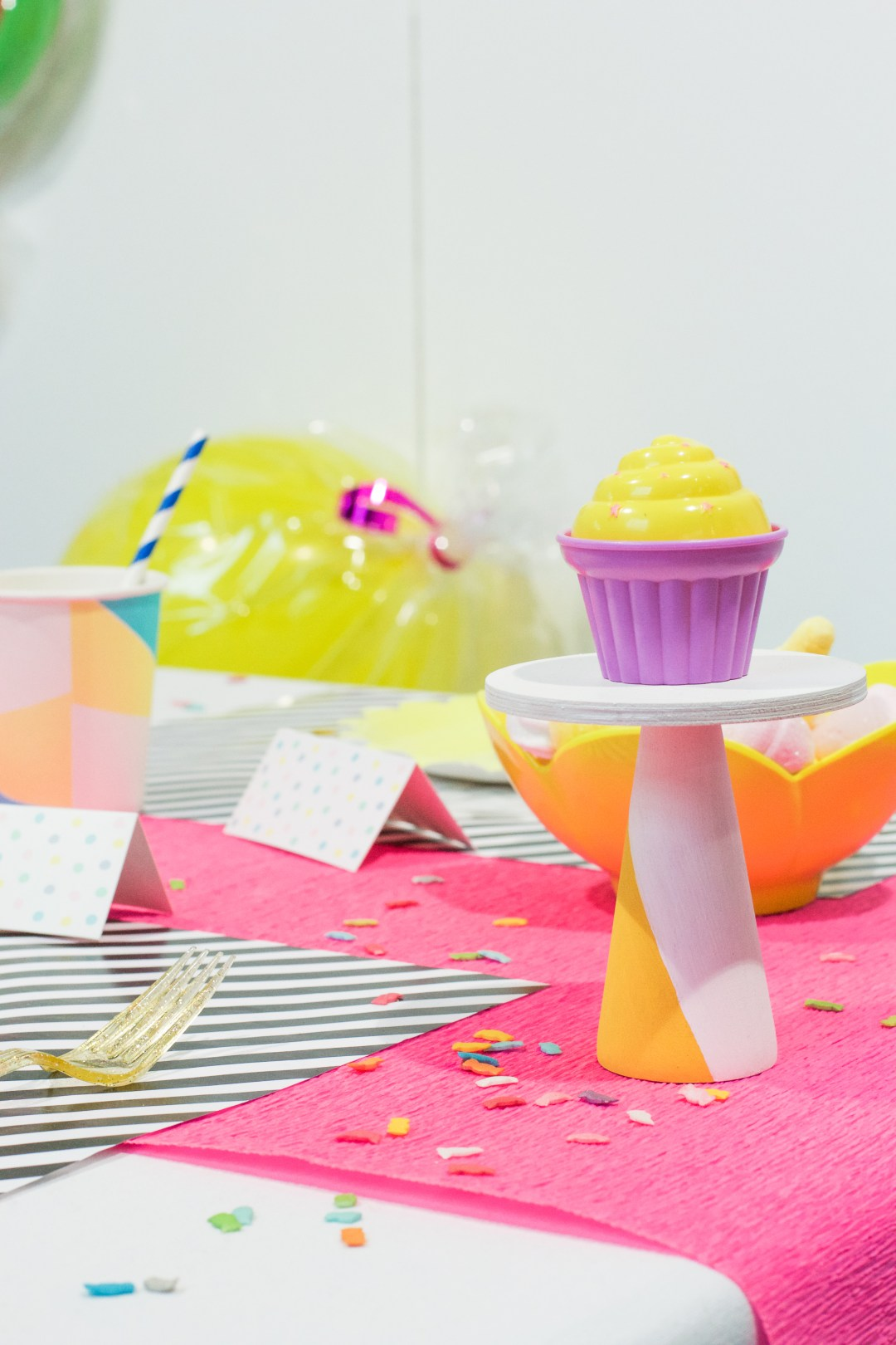 Candy Party Cake Stand