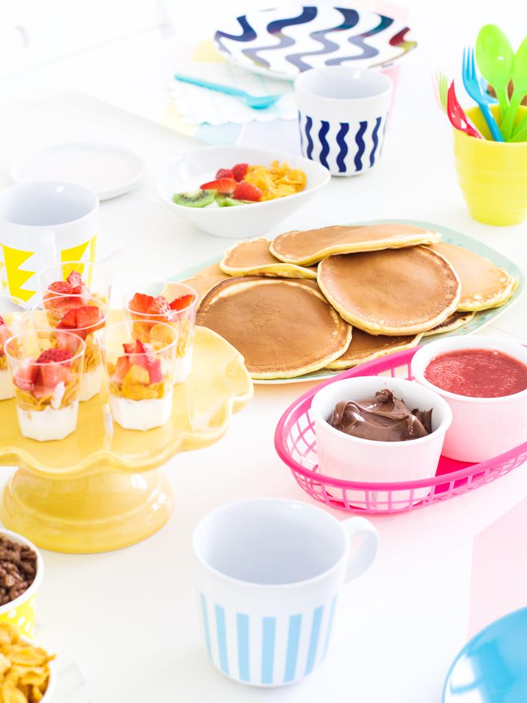 colazione colorata_pancakes