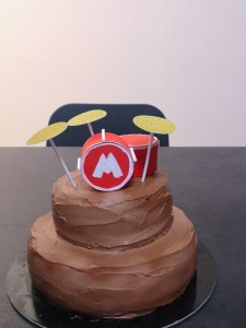 music party_cake