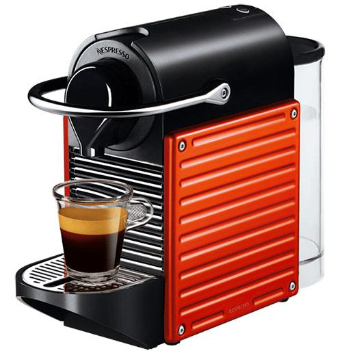 macchina caffè nespresso pixie