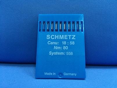 Schmetz finezza-80-sistema-558