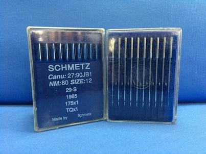 Aghi Schmetz sistema 1985 nm 80 grandezza 12