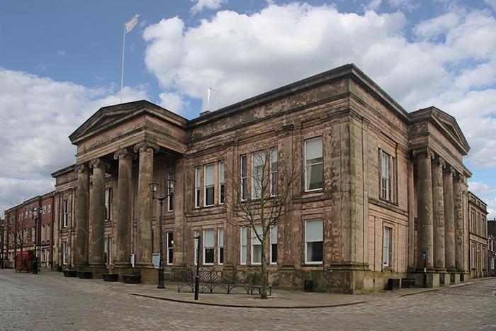Macclesfield Town Council