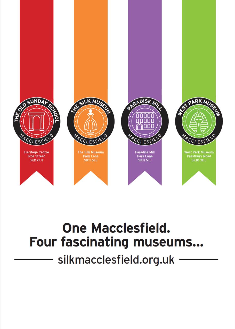Macclesfield Heritage Trail History 1