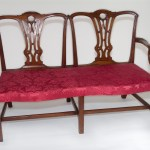 Randolph Settee, Macculloch Hall Decorative Arts Collections