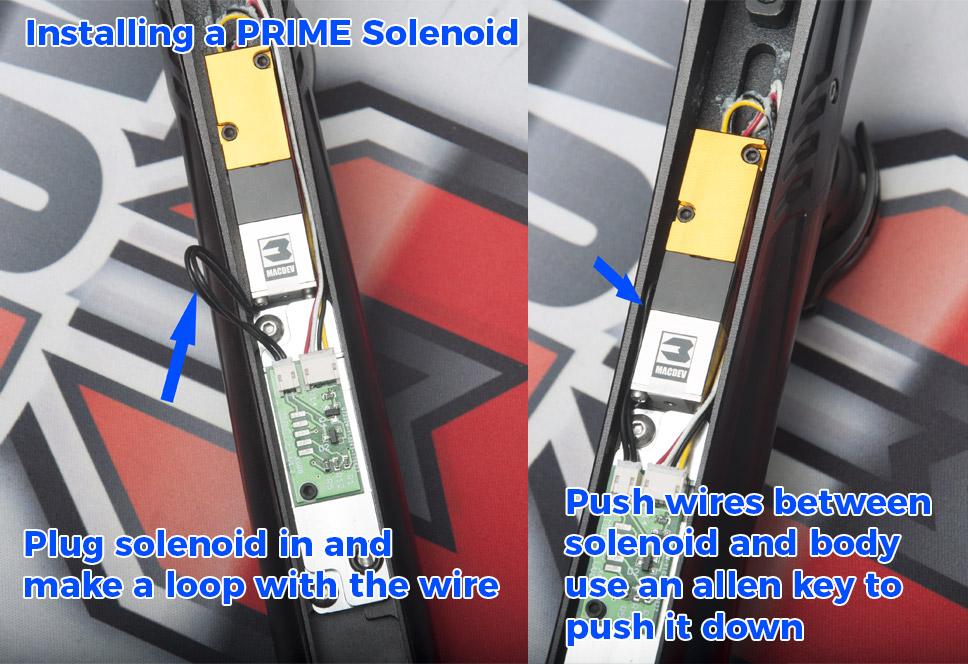 Prime Solenoid