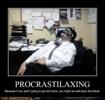 Procrastilaxing