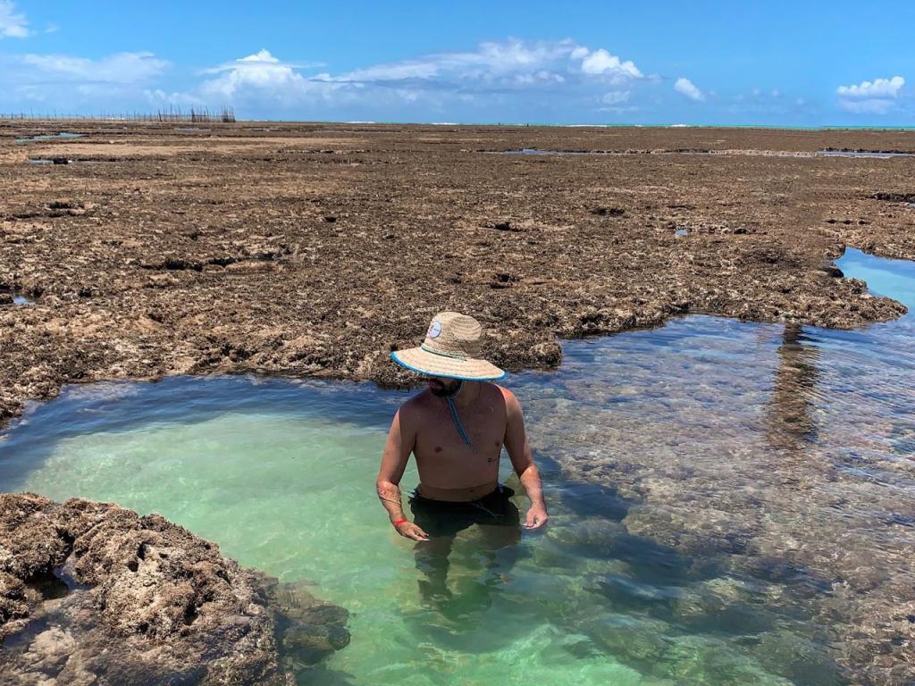 piscina natural da pedra virada
