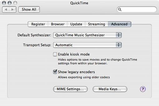 Why QuickTime 7 4 sucks: Reason 23 â€