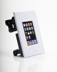 Mount your iPad or iPod touch IN-wall with iPort