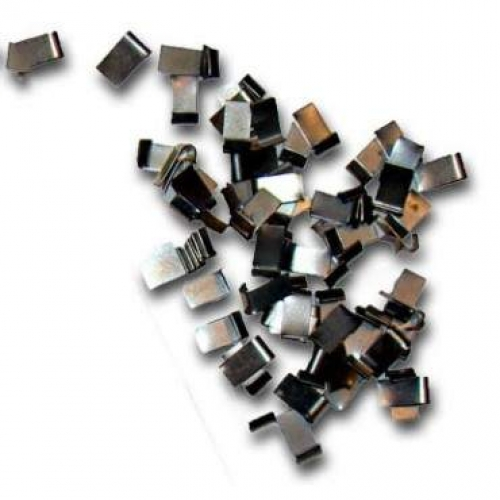 Mm Metal J Clips 1 Kg Tub These Are A Good Quality Strong Metal 4mm