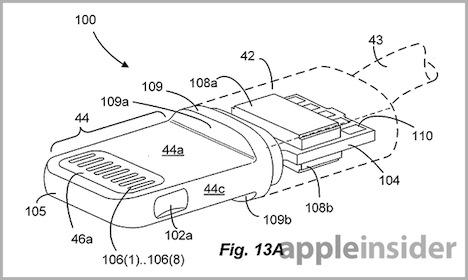 Lightning-Anschluss: Apple Patente zeigen Funktionsweise