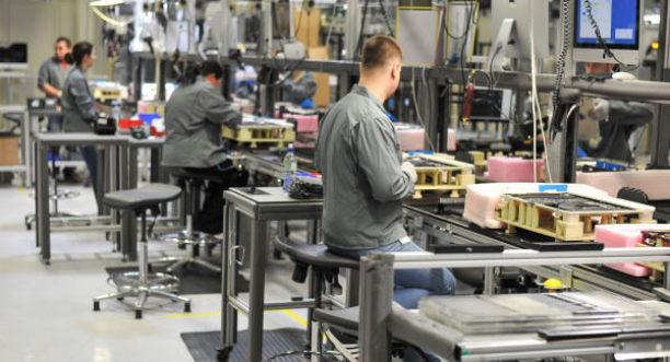 Fotos Apple Fabrik in Cork Irland  Macerkopf