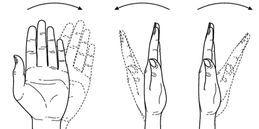 Patent: Apple Watch mit Handgesten steuern › Macerkopf