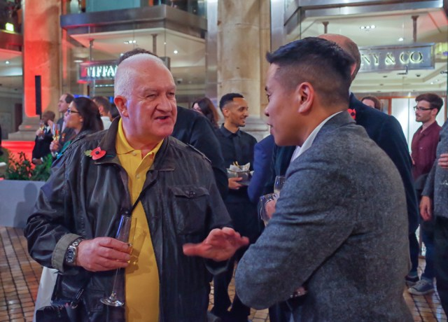 Brian Parkes of Red Dot Cameras chats to noted photographer and Leica M7 enthusiast, Yann Kwan