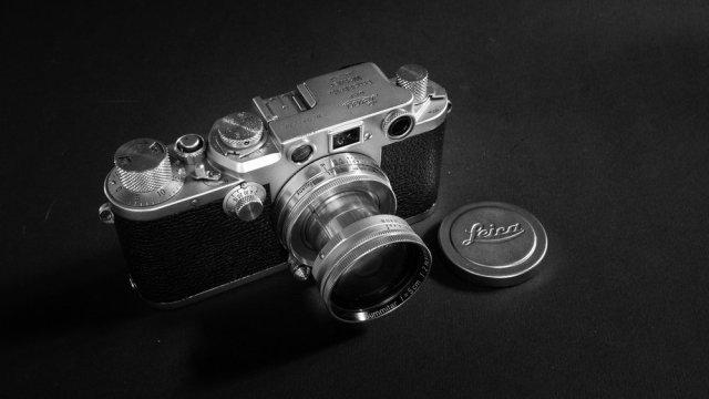 Leica IIIf with 5cm Summitar