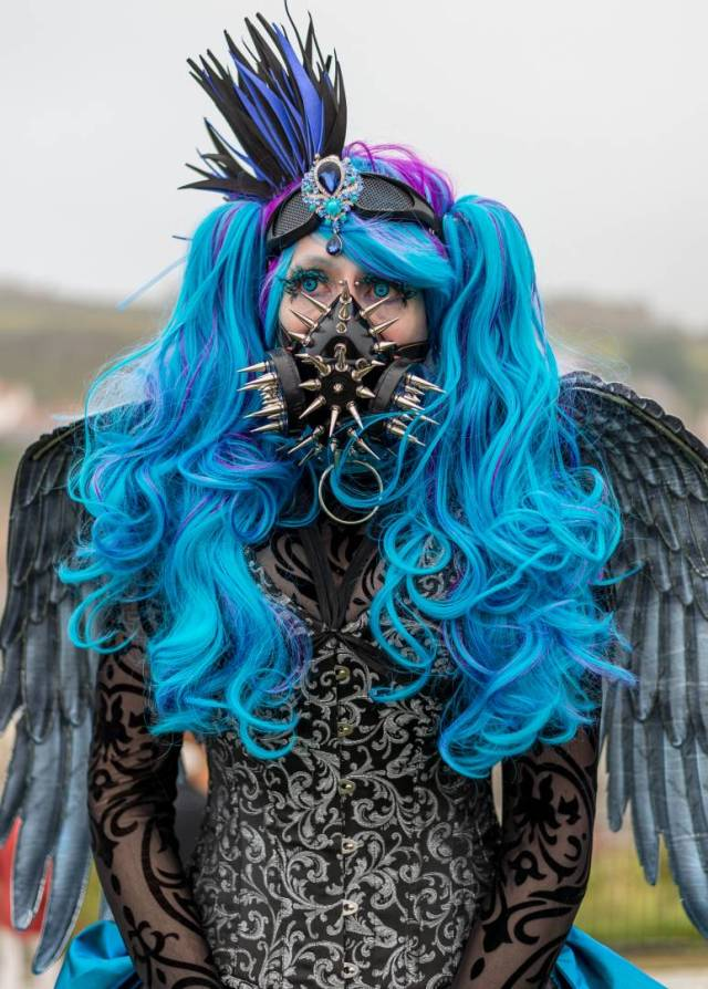 The Steampunk Angel of Mercy