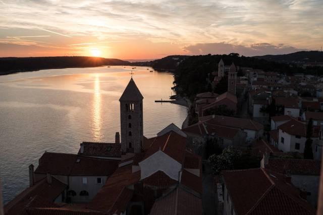 Tourism nostalgia. Rab, Croatia. Summarit-M 35/2.4 1/125 sec, f/4.8, ISO 50 - Leica SL (Image ©Jörg-Peter Rau)