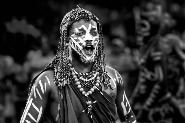 """""""The Warrior"""", Cape Town, South Africa (Nikon D810 with 85mm f1.4 lens)"""