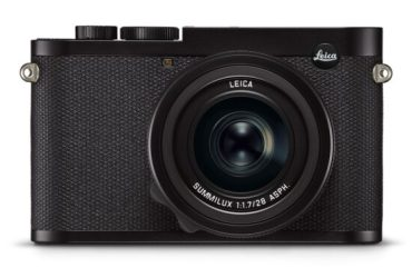 Leaked image of the rumoured Leica Q2 Monochrom, courtesy of Photo Rumors