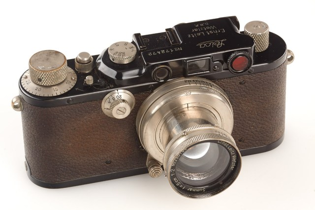 """The """"Swiss Leica"""": Could this be the 1935 Leica III that was used in 1950 by our mystery couple?"""