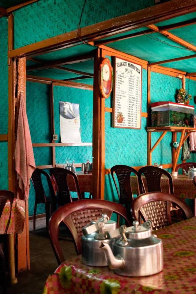 Chai stop at Nag Mandir