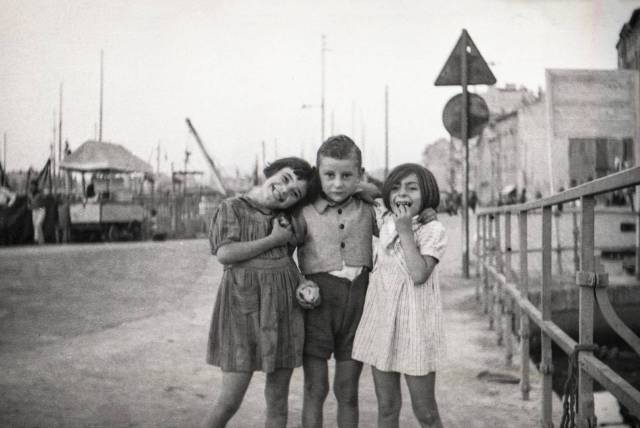 Children of Marseille