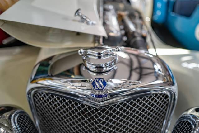 Jaguar has a long history...