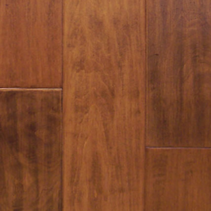 Garrison Deluxe Hardwood Flooring Collection