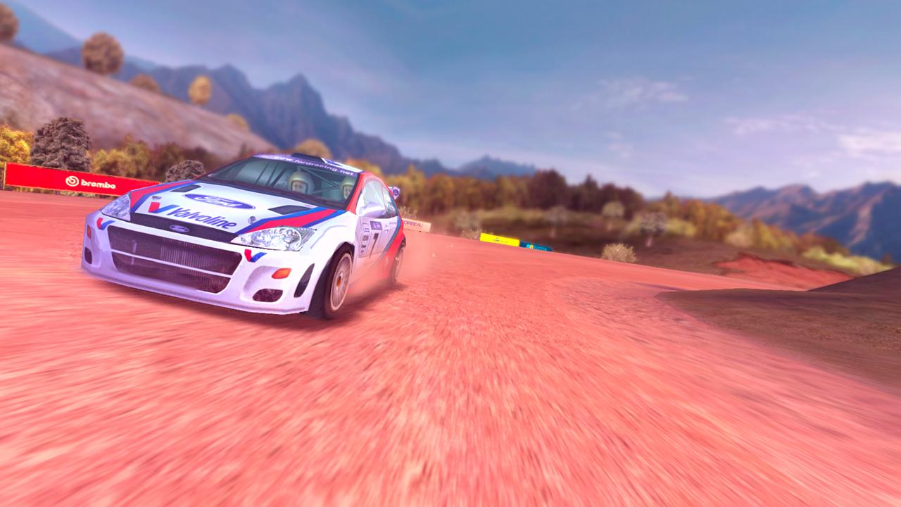 Dirt Car Racing Wallpaper Colin Mcrae Rally Macgamestore Com